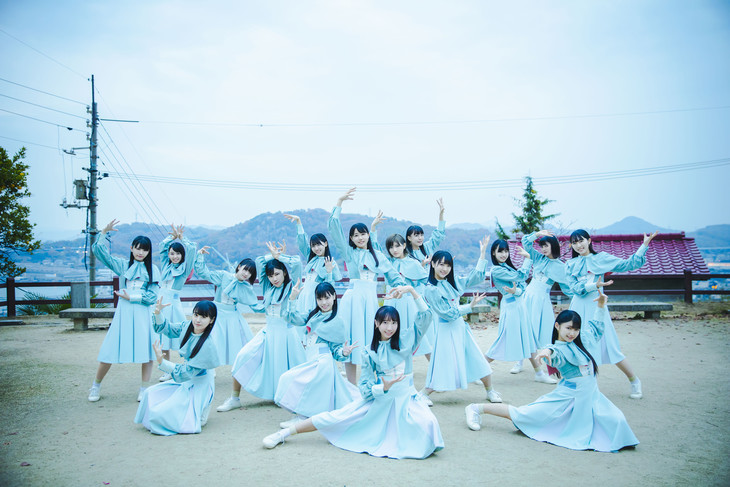 File:STU48 - Kaze wo Matsu promo.jpg