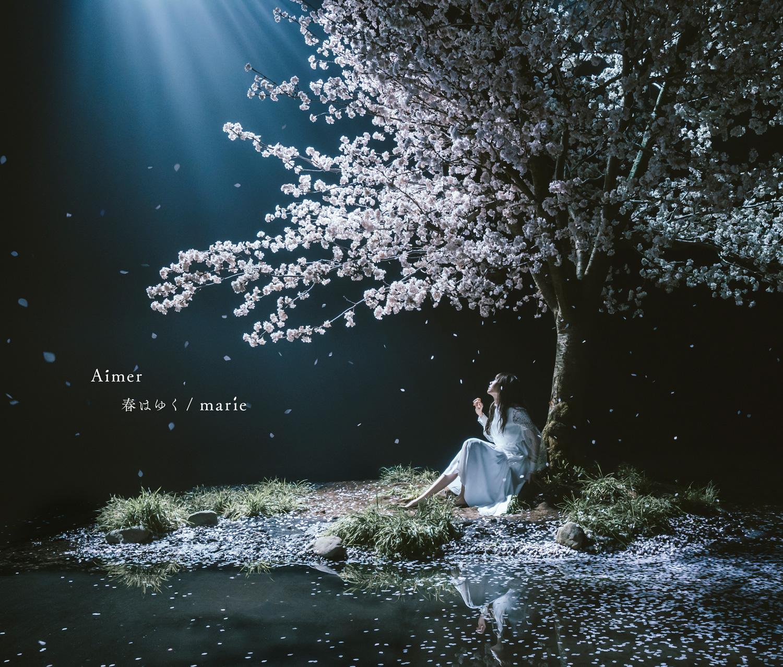 Image of Aimer - Haru wa Yuku / marie
