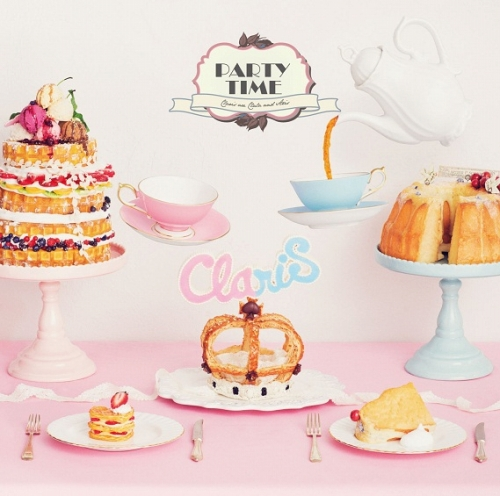 File:ClariS - PARTY TIME (Limited).jpg