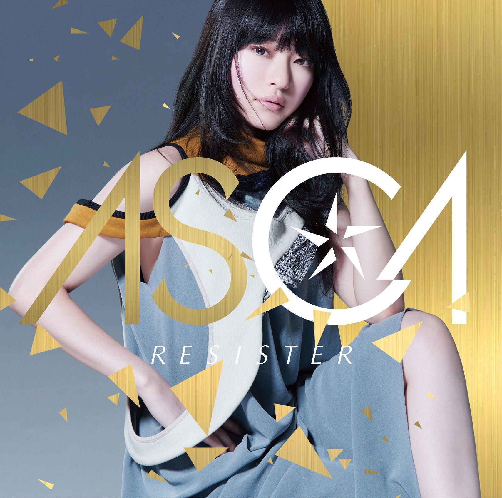 ASCA - Resister4th single info detail lyrics english