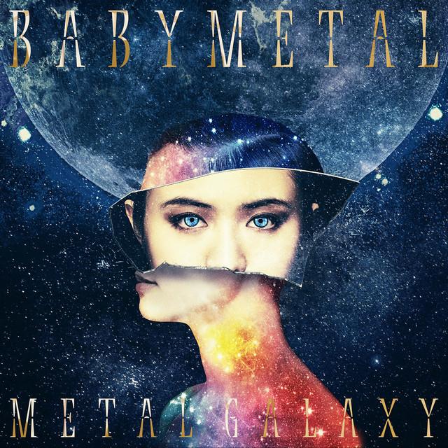 Image of BABYMETAL - METAL GALAXY