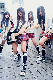 SCANDAL (band) - generasia