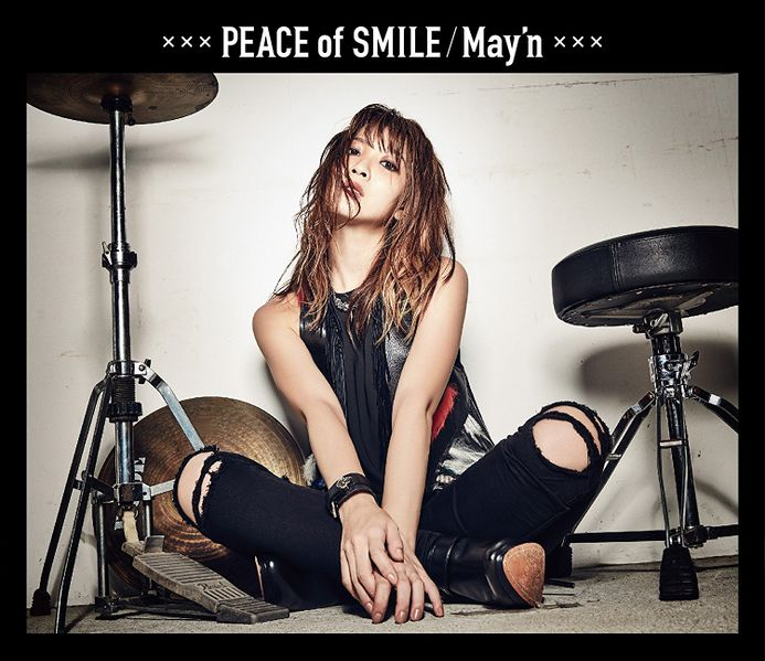 File:May'n - PEACE of SMILE (Limited Edition C).jpg