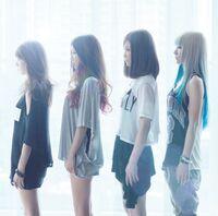 scandal single Kagen no Tsuki - review full album downlad mp3