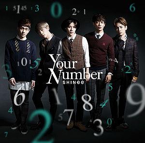 SHINee — Your Number (studio acapella)