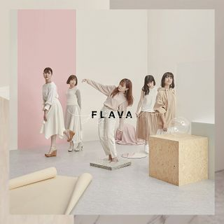 [Album] Little Glee Monster - FLAVA | Album ke-4 Puncaki Posisi Chart Oricon