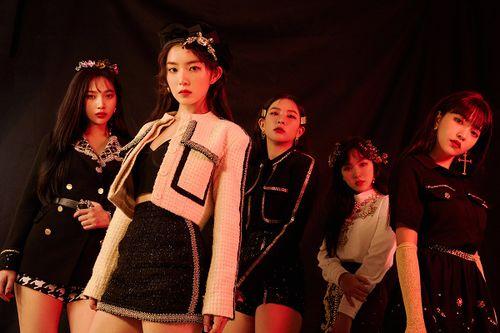 Red Velvet Generasia