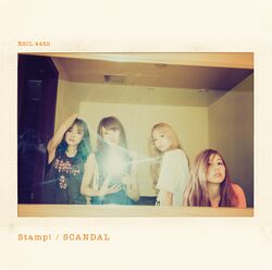 scandal single stamp! - review full album downlad mp3