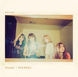 scandal single stamp! - review full album downlad mp3