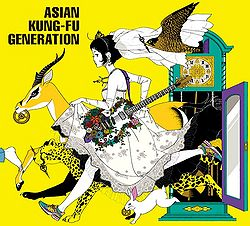 Asian Kung-Fu Generation single ima wo ikite preview download profil