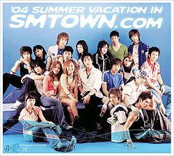2004 summer vacation in smtowncom generasia