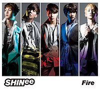 Fire (SHINee) - generasia