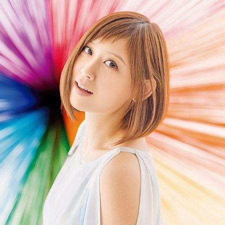 ayaka promoting Rainbow Road (2015)