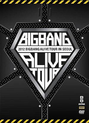 2012 Bigbang Alive Tour In Seoul Generasia