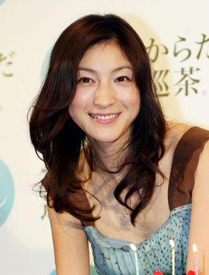 Ryoko Hirosue wikipedia