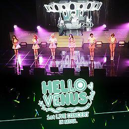 HELLO VENUS Live Album 2013 - generasia