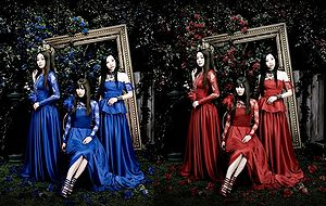 Kalafina - THE BEST Red and Blue romo.jpg
