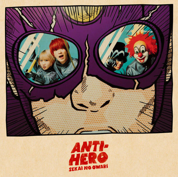 [Lyrics+Terjemahan] SEKAI NO OWARI - ANTI-HERO | Shingeki no Kyojin: Attack on Titan live-action Theme Song