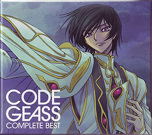 CODE GEASS COMPLETE BEST