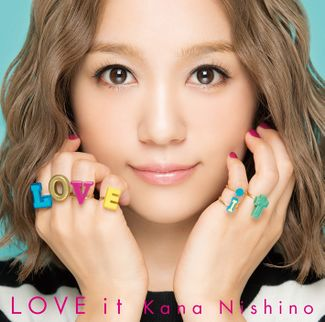 nishino kana love it full album - lirik terjemahan full album downlad mp3
