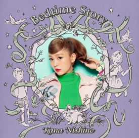 Single Nishino Kana - Bedtime Story lirik Lyrics translate tracklist CD DVD ost 3d Kanojo - Real Girl