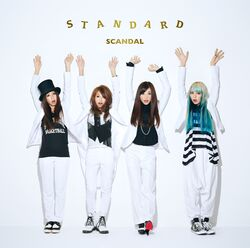 SCANDAL - STANDARD [Download Album/ MP3]
