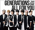 GENERATIONS - ALL FOR YOU One Coin.jpg