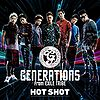 Hot Shot by Generations CD.jpg