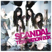 SCANDAL - Temptation Box  [Download Album/ MP3]