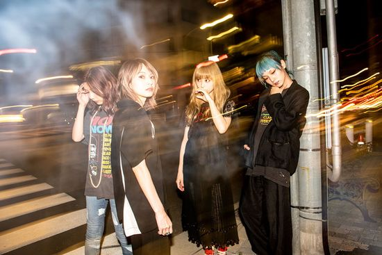 SCANDAL (band) - generasia