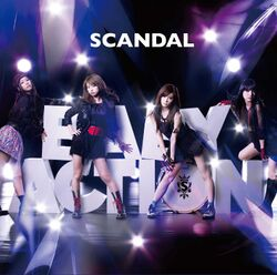 SCANDAL - BABY ACTION [Download Album/ MP3]