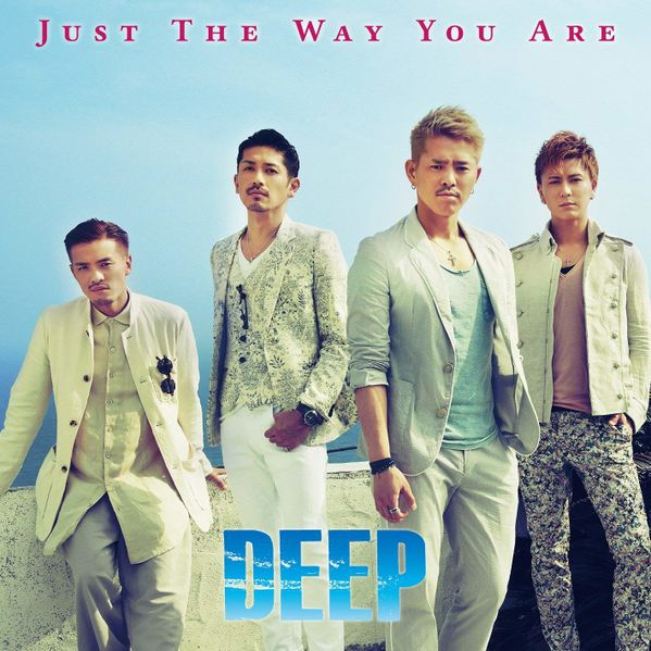 File:DEEP Just The Way You Are CD.jpg
