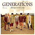Always With You by Generations CD.jpg
