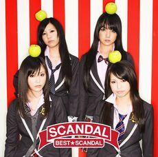 Scandal Vs Budokan Dvd