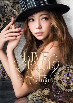Namie Amuro Live Style 2014 Generasia