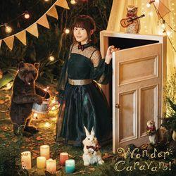 Minase Inori - Wonder Caravan! detail single watch mv lyrics kanji romaji Ending anime Endro~!