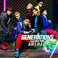 Animal (GENERATIONS from EXILE TRIBE) DVD.jpg