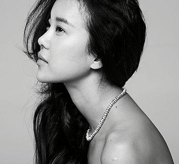 Korean singer baek jiyoung hidden cam Part 4 10