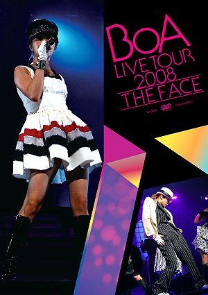 Boa Live Tour 2008 The Face Generasia