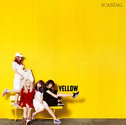 SCANDAL - YELLOW [Download Album/ MP3]