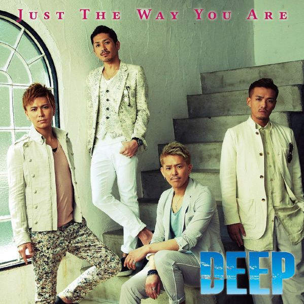 File:DEEP Just The Way You Are CD DVD.jpg