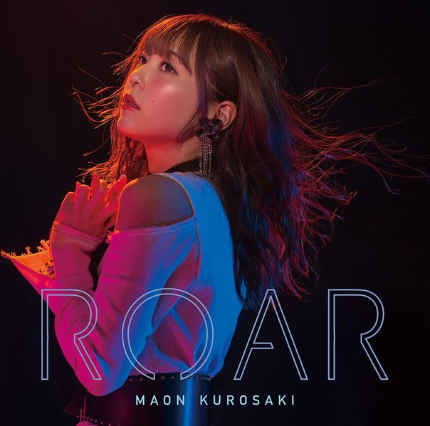 Kurosaki Maon (黒崎真音) - ROAR detail single cd dvd tracklist lyrics kanji romaji Anime Toaru Majutsu no Index III (とある魔術の禁書目録III) OP2