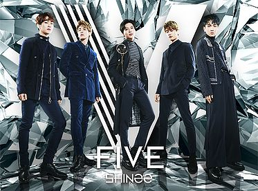Five (SHINee) - generasia