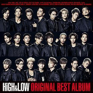 High & Low Original Best Album - generasia
