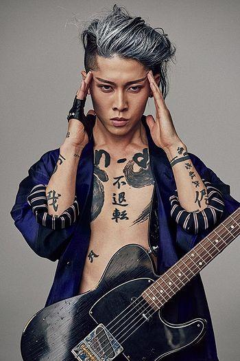 Miyavi generasia for Miyavi tattoos gallery
