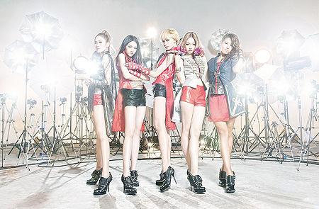 Super Girls Hong Kong Generasia