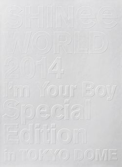 SHINee World 'I'm Your Boy' in Tokyo Dome
