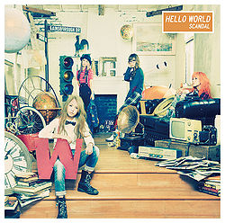 SCANDAL - Hello World [Download Album/ MP3]