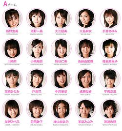 AKB48 Team A - generasia