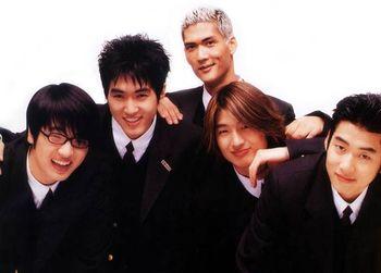God Korean Group 13